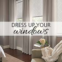 Change the look of your room with new window fashions - stop by to see our selections!