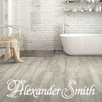 Save on Alexander Smith vinyl this month at Abbey Carpet & Floor!